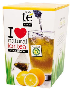 Čaj Cuida Té Ice Tea Cool Lemon