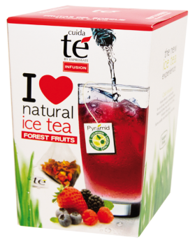 Čaj Cuida Té Ice Tea Forest Fruits