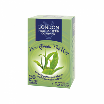 aj London Fruit and Herb Pure Green Tea