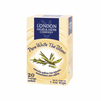 Čaj London Fruit and Herb Pure White Tea