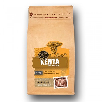 Káva Lizard Coffee Kenya 500 g