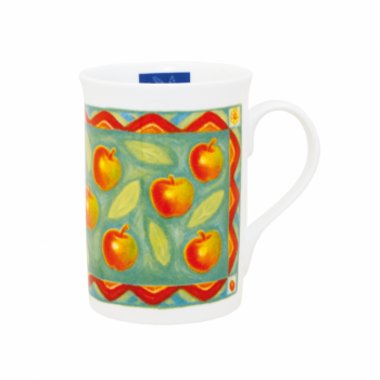 aj London Fruit and Herb Mug Apple - hrneek 