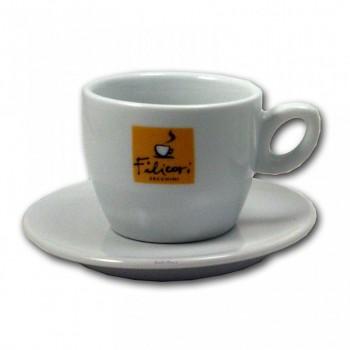Káva Filicori Zecchini- Cappuccino šálek a podšálek