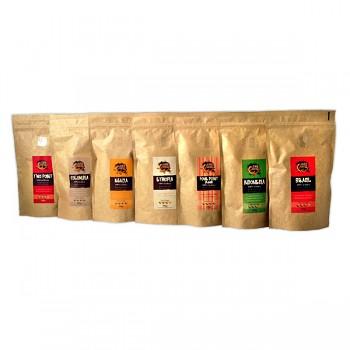 Káva Lizard Coffee malé balení na vyzkoušení 100gr