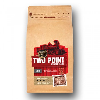 Káva Lizard Coffee Two point 500 g