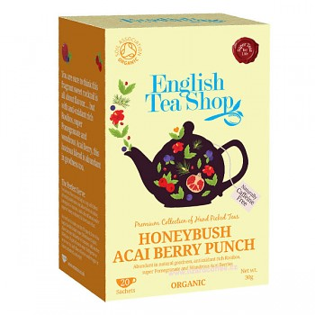 Čaj ETS Honey Bush Acai Berry Punch