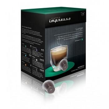 Caffé Impresso Lungo 10 ks