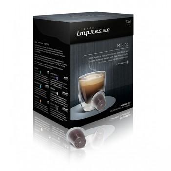 Caffé Impresso Milano 10 ks