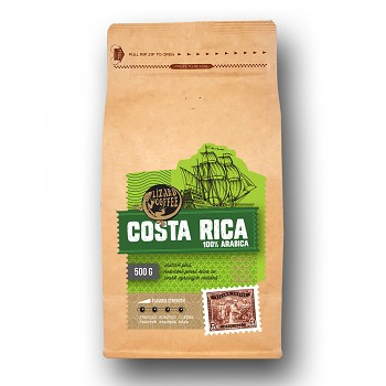 Káva Lizard Coffee Costa Rica 500 g
