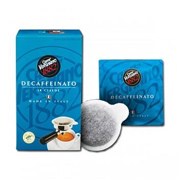 Káva Vergnano 1882 - POD - Decaffeinato