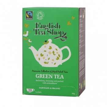 aj ETS Green Tea