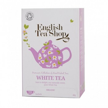 Čaj ETS White Tea