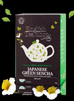 Čaj ETS Japanese Green Sencha