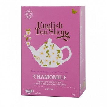 Čaj ETS Chamomile