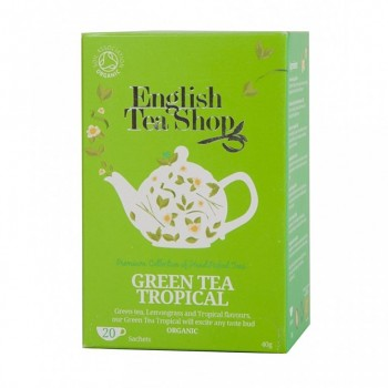 Čaj ETS Green Tea Tropical