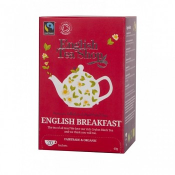 Čaj ETS English Breakfast