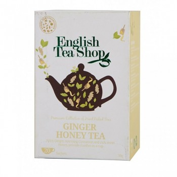aj ETS Ginger Honey Tea