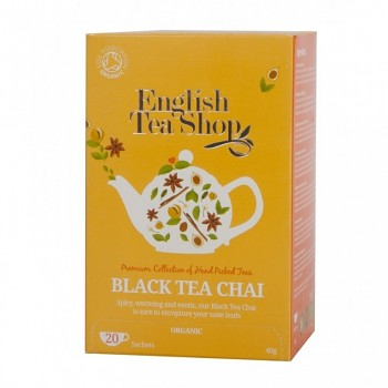 aj ETS Black Tea Chai