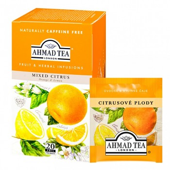 Čaj Ahmad Tea Mixed Citrus