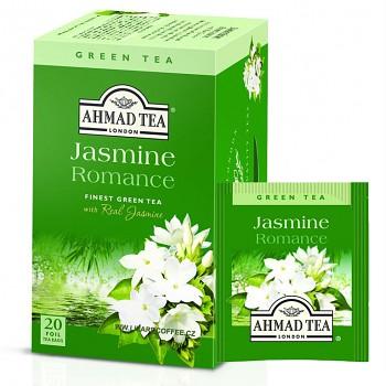 Čaj Ahmad Tea Green tea Jasmine Romance