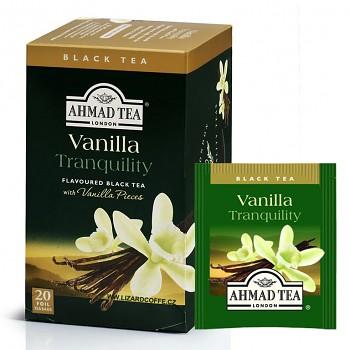Čaj Ahmad Tea Vanilla Tranquility