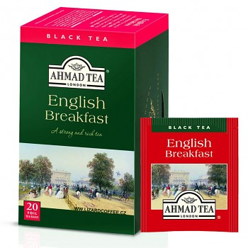 aj Ahmad Tea English Breakfast
