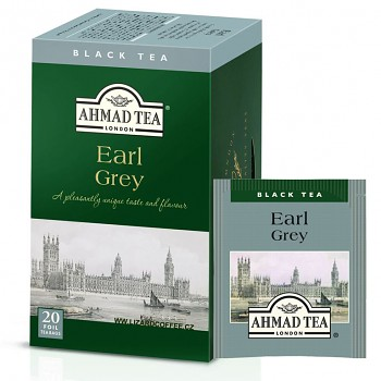 Čaj Ahmad Tea Earl Grey