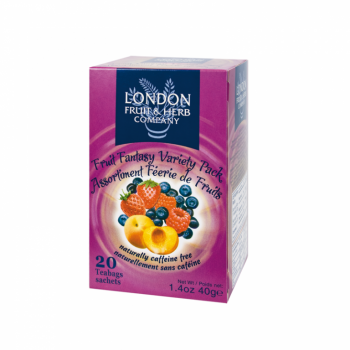 Čaj London Fruit and Herb Fruit Fantasy Variety Pack