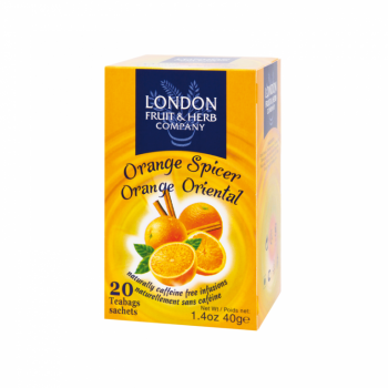 Čaj London Fruit and Herb Orange Spicer