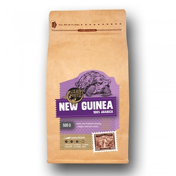 Káva Lizard Coffee PAPUA NEW GUINEA 500 g