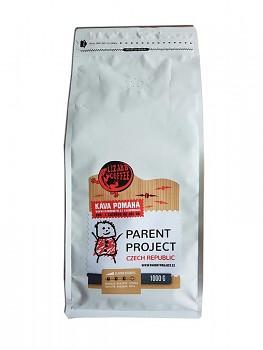 "Lizard Coffee ""Parent Project"" káva pomáhá 1kg"